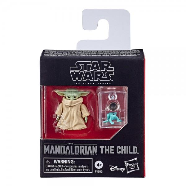 Фигурка Black Series Mandalorian The Child Collectible Action Figure 3см