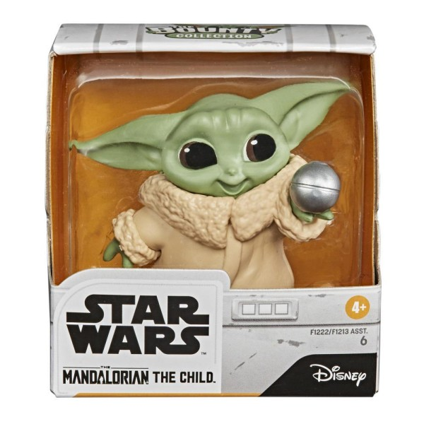 Фигурка Bounty Collection Mandalorian The Child Ball Toy 5,5 см