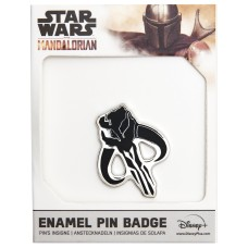 Значок Paladone Star Wars: The Mandalorian Logo