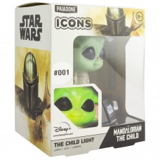 Светильник Star Wars: Mandalorian: The Child