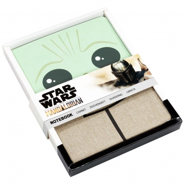 Записная книжка Funko Star Wars Mandalorian: The Child A5