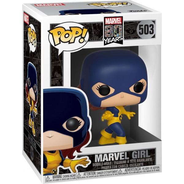 Фигурка Funko POP! Bobble: Marvel: 80th First Appearance: Marvel Girl 40718
