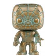 Фигурка Funko POP! Bobble: Marvel: Marvel 80th: Spider-Man (Эксклюзив)