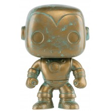 Фигурка Funko POP! Bobble: Marvel: Marvel 80th: Iron Man (Эксклюзив)