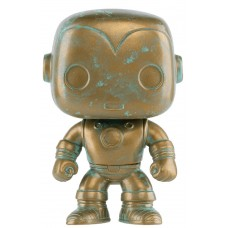 Фигурка Funko POP! Bobble: Marvel: Marvel 80th: Iron Man (Эксклюзив)