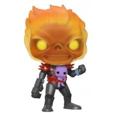 Фигурка Funko POP! Bobble: Marvel: Cosmic Ghost Rider (Эксклюзив)