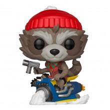 Фигурка Funko POP! Bobble: Marvel: Holiday: Rocket