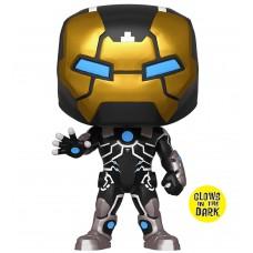 Фигурка Funko POP! Bobble: Marvel 80th: Iron Man Model 39 (GW) (Эксклюзив)
