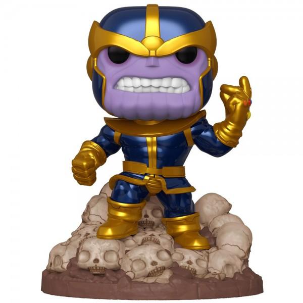 Фигурка Funko POP! Vinyl: Deluxe: Marvel 80th: Thanos (MT) (Эксклюзив)