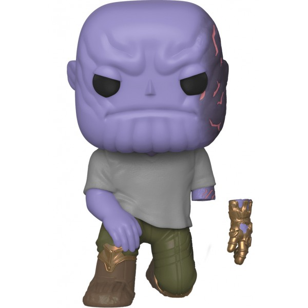 Фигурка Funko POP! Bobble: ECCC: Marvel: Thanos (Эксклюзив)