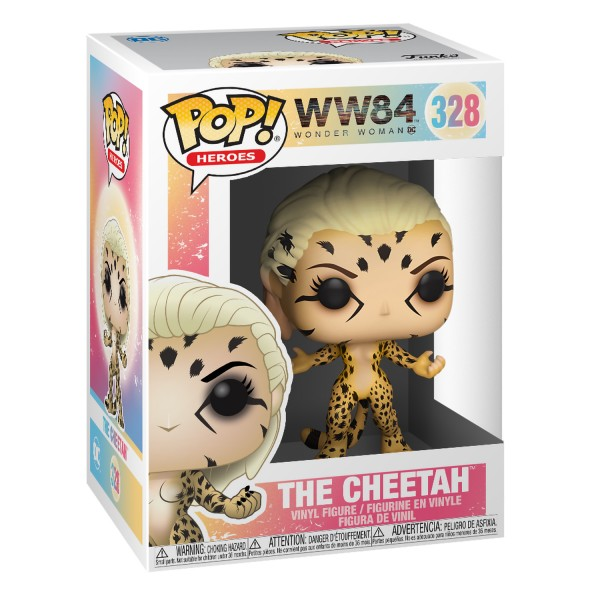 Фигурка Funko POP! DC: Wonder Woman 84: Cheetah