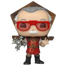 Фигурка Funko POP! Bobble: Marvel: Stan Lee in Ragnarok