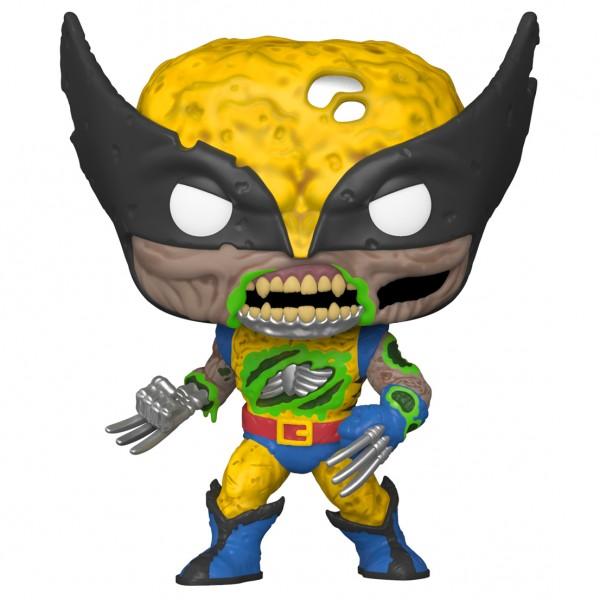 Фигурка Funko POP! Bobble: Marvel: Zombies Wolverine