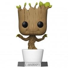 "Фигурка Funko POP! Bobble: Marvel: Guardians of the Galaxy: 18"" Dancing Groot"