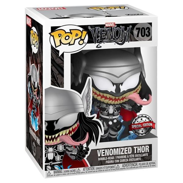 Фигурка Funko POP! Bobble: Marvel: Venom: Venomized Thor
