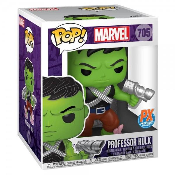 "Фигурка Funko POP! Bobble: Marvel: 6"" Professor Hulk"