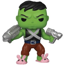 "Фигурка Funko POP! Bobble: Marvel: 6"" Professor Hulk"