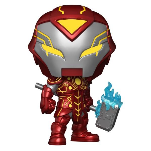 Фигурка Funko POP! Bobble: Marvel: Infinity Warps: Iron Hammer
