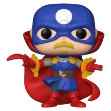 Фигурка Funko POP! Bobble: Marvel: Infinity Warps: Soldier Supreme