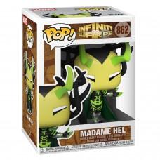 Фигурка Funko POP! Bobble: Marvel: Infinity Warps: Madame Hel
