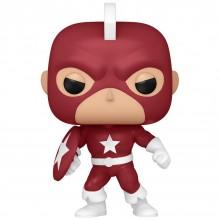 Фигурка Funko POP! Bobble: Marvel: Red Guardian (Exc)