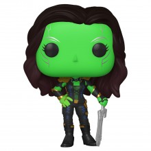 Фигурка Funko POP! Bobble: Marvel: What If: Gamora
