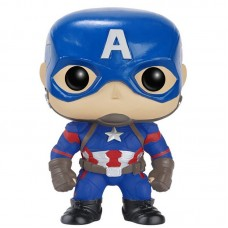 Фигурка Funko POP! Bobble: Marvel: Civil War: Captain America