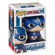 Фигурка Funko POP! Bobble: Marvel: Civil War: Captain America