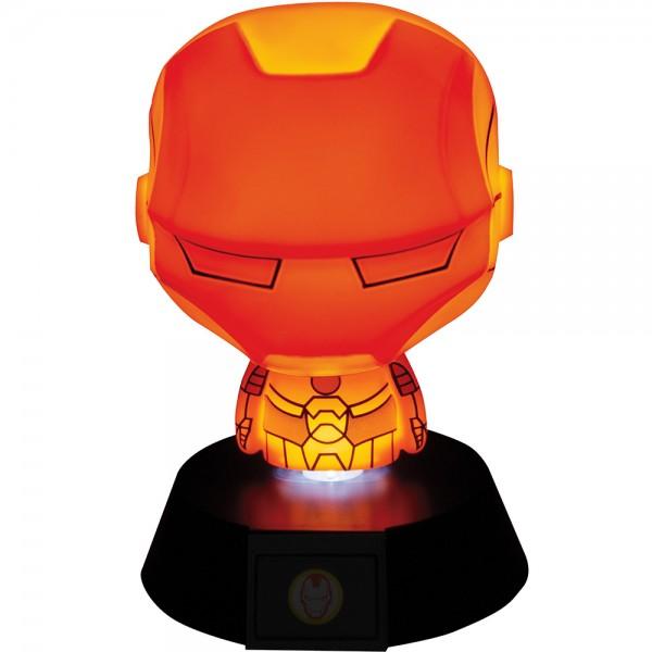Светильник Iron Man Icon Light