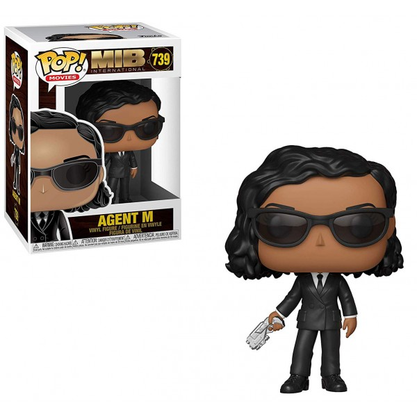 Фигурка Funko POP! Vinyl: Men In Black: Агент M