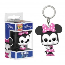 Брелок Funko Pocket POP! Disney: Minnie Mouse