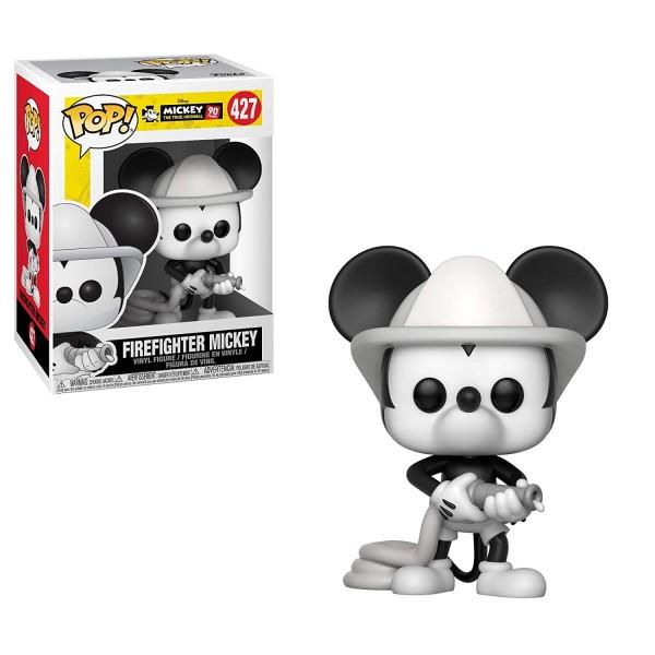 Фигурка Funko POP! Vinyl: Disney: Mickey's 90th: Микки Пожарный