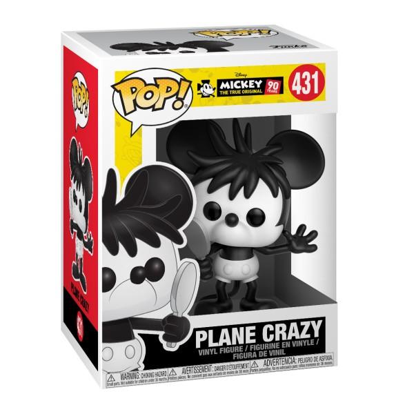 Фигурка Funko POP! Vinyl: Disney: Mickey's 90th: Микки Маус (Plane Crazy)