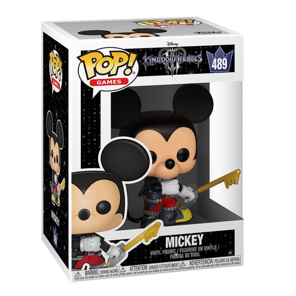 Фигурка Funko POP! Vinyl: Games: Kingdom Hearts 3: Mickey