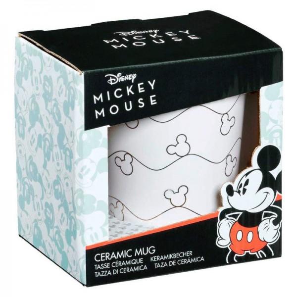 Кружка керамическая Funko Disney Classic: Mickey Summer: Mug: Outline Print
