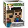 Фигурка Funko POP! Vinyl: Games: Minecraft: Steve
