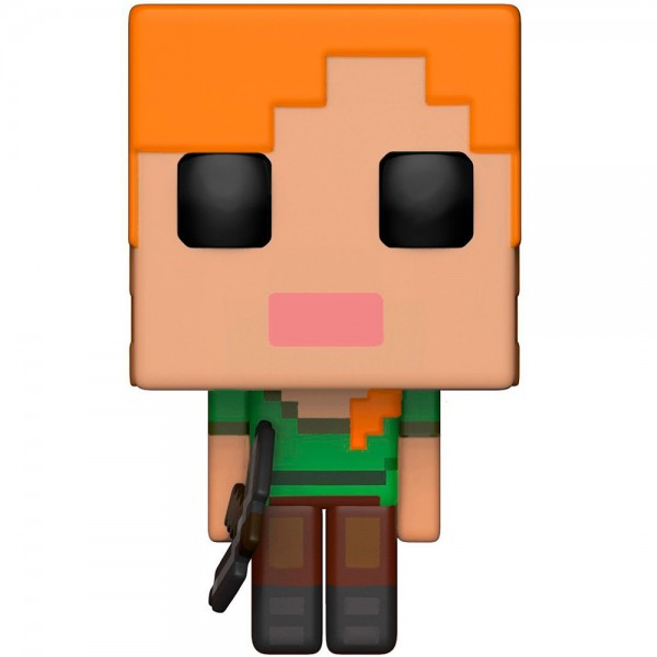 Фигурка Funko POP! Vinyl: Games: Minecraft: Alex