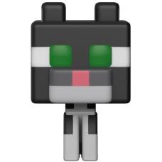 Фигурка Funko POP! Vinyl: Games: Minecraft: Tuxedo Cat (Chase)