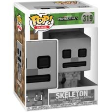 Фигурка Funko POP! Vinyl: Games: Minecraft: Skeleton