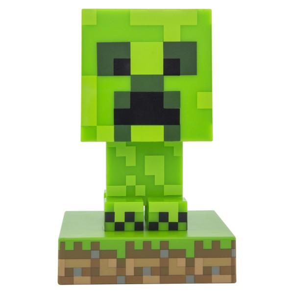 Светильник Minecraft Creeper Icon Light