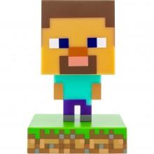 Светильник Minecraft Steve Icon Light