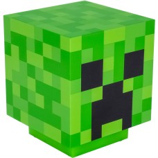 Светильник Minecraft Creeper Light