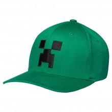 Бейсболка Minecraft: Creeper