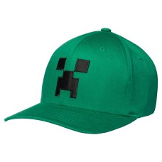 Бейсболка Minecraft: Creeper