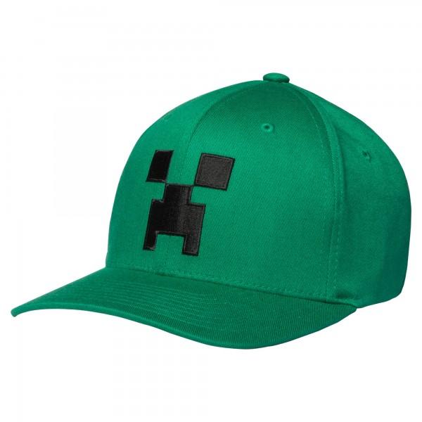 Бейсболка Minecraft Creeper