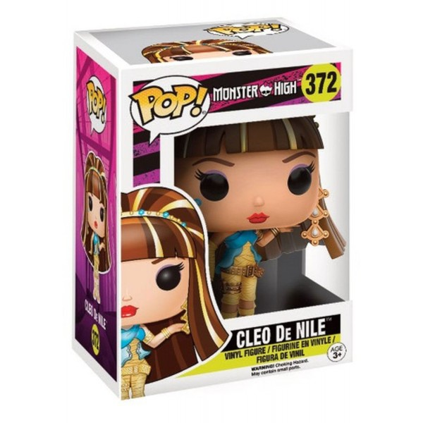 Фигурка Funko POP! Vinyl: Monster High: Клео де Нил