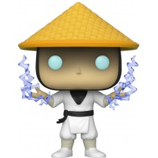 Фигурка Funko POP! Vinyl: Games: Mortal Kombat: Raiden with Lightning (Эксклюзив)