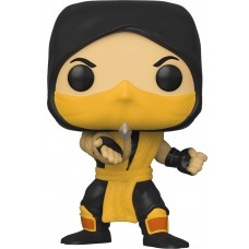Фигурка Funko POP! Vinyl: Games: Mortal Kombat: Scorpion