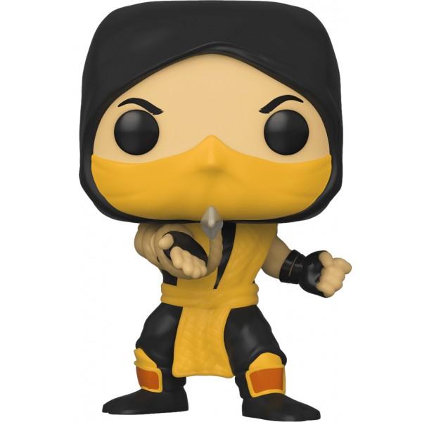 Фигурка Funko POP! Vinyl: Games: Mortal Kombat: Scorpion