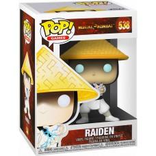 Фигурка Funko POP! Vinyl: Games: Mortal Kombat: Raiden